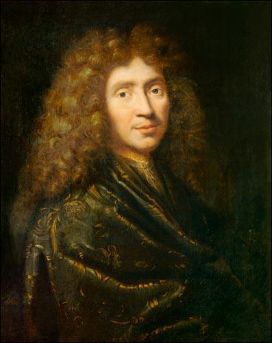 Quel était le réel nom de Molière ?