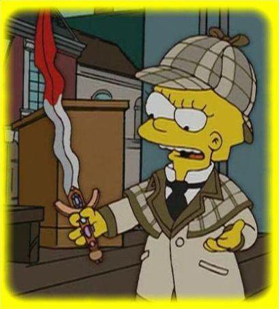 Les Simpson visitent les capitales