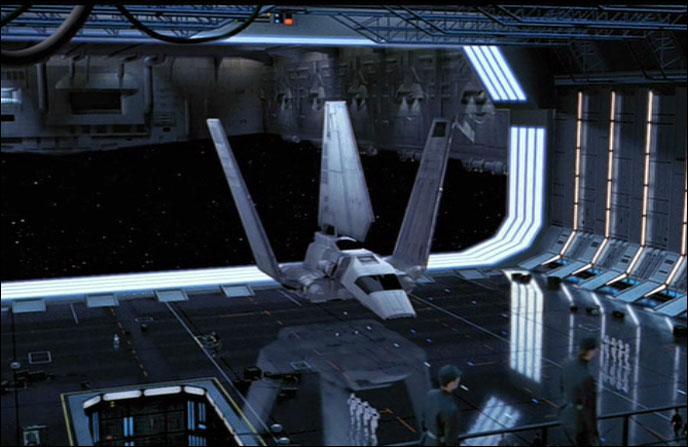 Les v hicules de star wars quiz qcm star wars celebrites for Interieur vaisseau star wars
