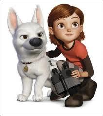 Comment s'appelle la jeune maîtresse du chien Volt ?