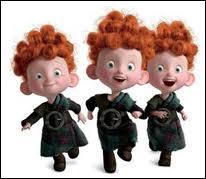 Dans quel film peut-on voir ces adorables triplés rouquins ?