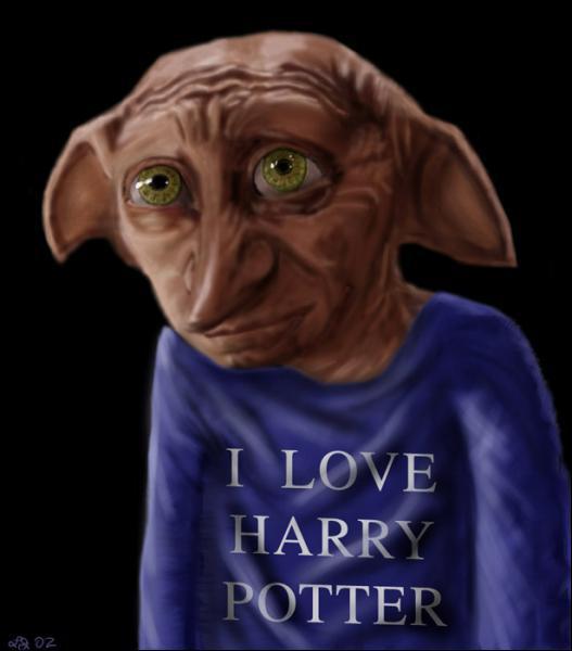 Dobby meurt