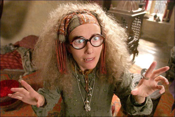 Hermione est interprétée par Emma Thompson
