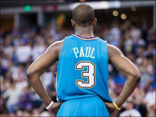 Quel est le prénom du fameux meneur des Hornets Paul ?