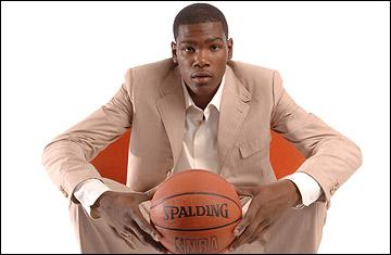 Dans quel club évolue Kevin Durant (2011) ?