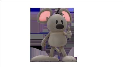 Comment s'appelle l'ami d'enfance de Squeak (que l'on voit dans plusieurs épisodes) ?