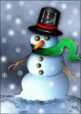 Comment s'appellent les bonhommes de neige qui parlent (dans l'épisode ou John, Odie et Garfield partent dans le chalet du cousin de Jonh) ?