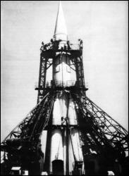 Quelle invention a permis l'apparition de lanceurs spatiaux dans les années 1950 ?