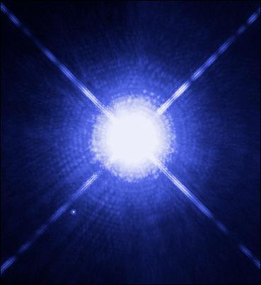 Quelle est l'étoile la plus brillante que l'on peut voir depuis la terre ?