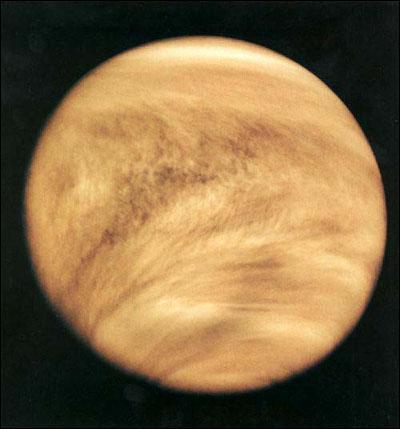 Quelle planète est appelée la 'planète ardente' ?