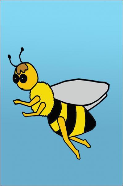 Voici 5 affirmations concernant les mâles des ruches. Laquelle est FAUSSE ?