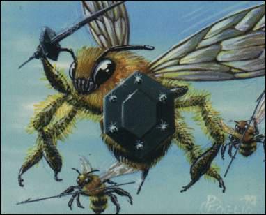 Quelle ville du monde est connue pour ses abeilles tueuses ?