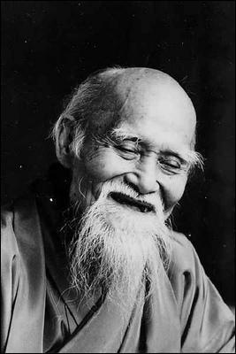 Comment s'appelle le fondateur de l'aïkido ?