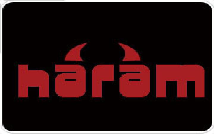 Que signifie le mot 'haram' ?