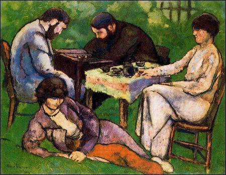 Qui a peint Joueurs d'échecs ?