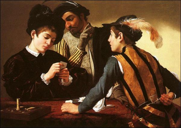 Qui a peint Les joueurs de cartes ? ?