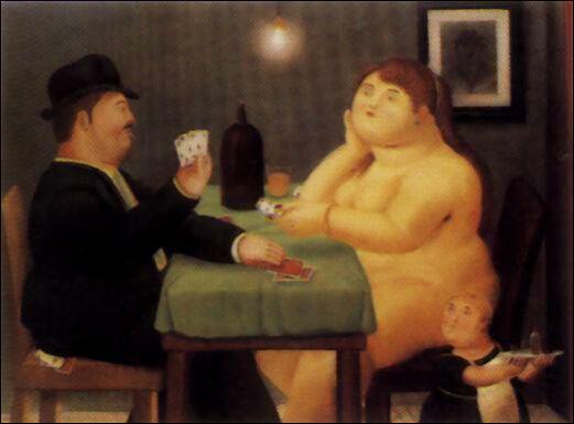 Qui a peint Joueurs de cartes ?