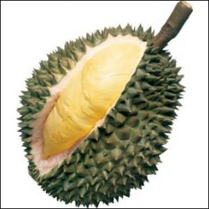 Quel est ce fruit au goût de fraise qui peut se consommer frais ou être utilisé pour la confection de glaces ou pâtisserie, et qui se réécolte uniquement dans le sud-est de l'Asie ?