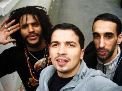 Quel est ce groupe, composé de Tunisiano, Aketo et anciennement, Blacko ?