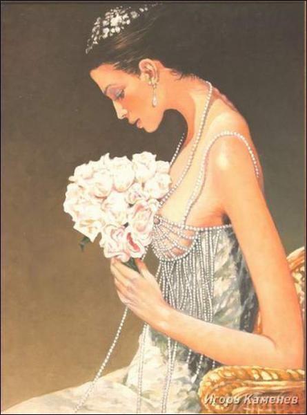 Qui a peint La mariée ?