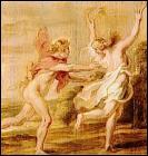 Qui a peint Appolon et Daphnée ?