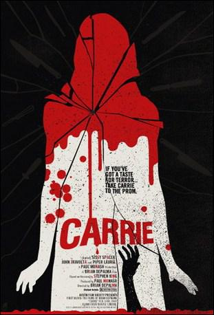 Quelle est la particularité de 'Carrie' ?