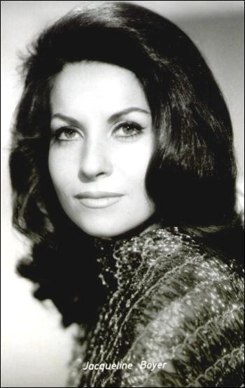 En 1960 , Jacqueline Boyer chante :