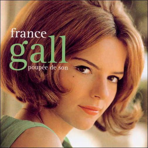 En 1965 , France Gall gagne avec une chanson de :