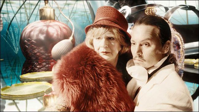 Quel acteur ne joue pas le même personnage que lui dans l'Imaginarium du docteur Parnassus ?