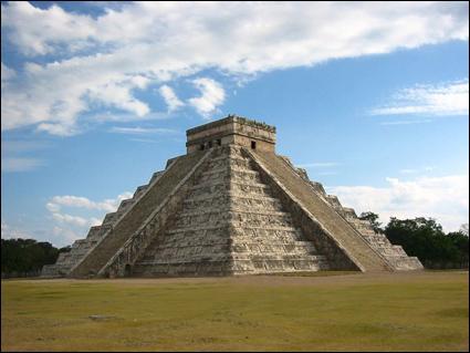 Dans quel pays est située Chichen Itza, une ancienne ville maya ?