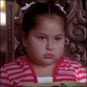 La fille cadette de Gaby et Carlos s'appelle... ?