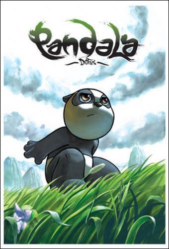 De combien de régions Pandala se constitue ?