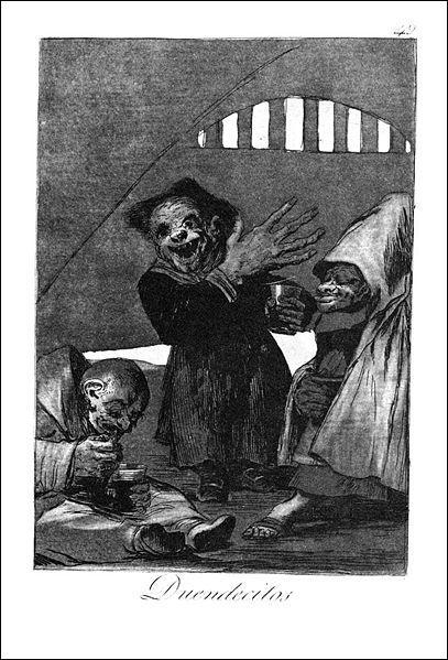 Petites créatures maléfiques et espiègles, elles sont grotesques et aiment jouer des tours aux innocents...