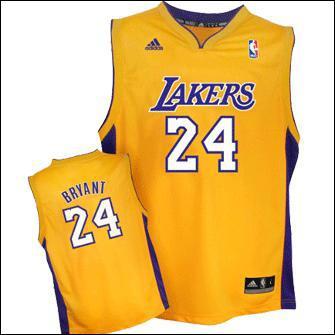 Dans quelle ville jouent les Lakers ?