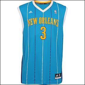 Quel est le surnom de l'équipe de la Nouvelle-Orléans ?