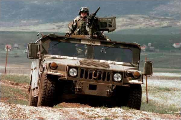 Parmi ces éléments de puissance militaire américaine, lequel n'est pas vrai ?