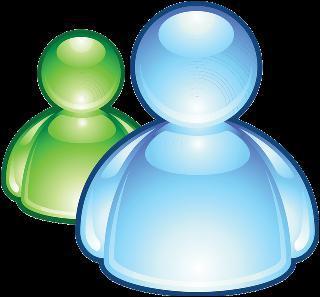 Que signifie l'icône rouge sur MSN ?