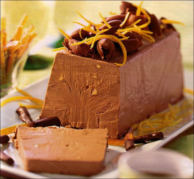 Quel est ce gâteau à base de crème, jaune d'oeuf, et de café ?