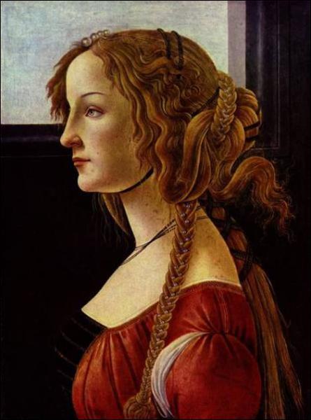Qui a peint cette jeune fille ?