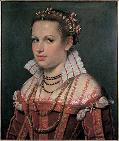 Qui a peint Isotta Brembati ?