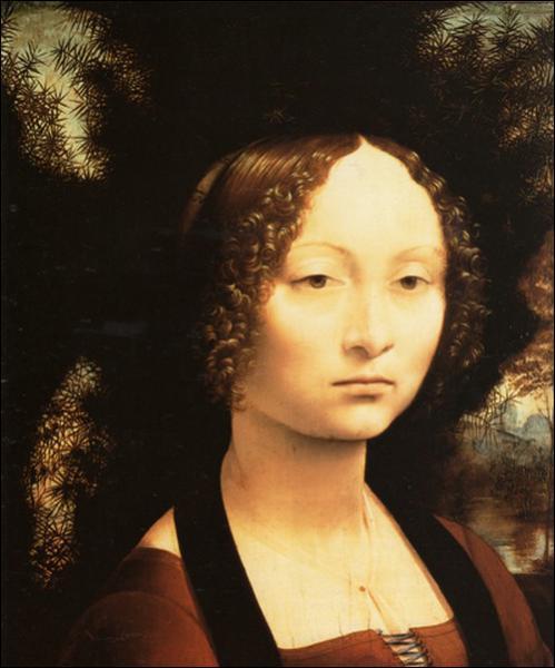Qui a peint Ginevra de Benci ?