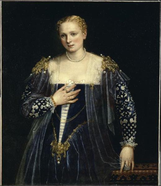 Qui a peint la Belle Nani ?
