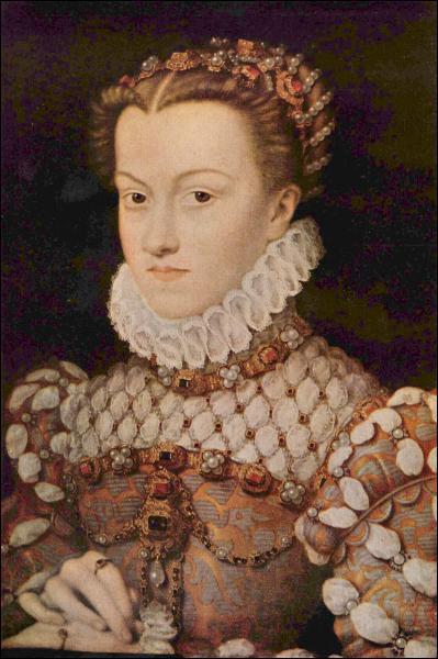 Qui a peint Elizabeth d'Autriche ?