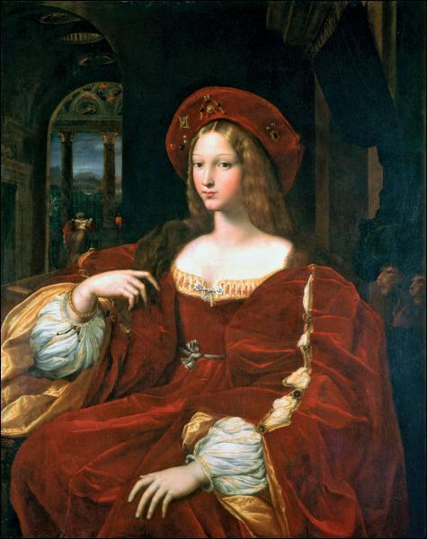 Qui a peint Jeanne d'Aragon ?