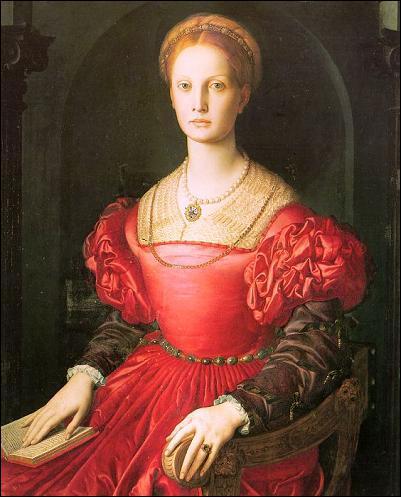 Qui a peint Lucrezia Panciatichi ?