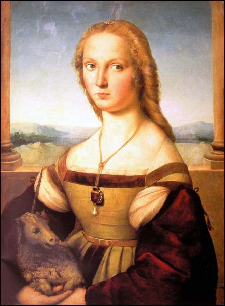 Qui a peint cette dame à la licorne ?