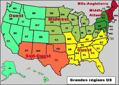 La ville se trouve à la limite de deux Etats. Lesquels ?