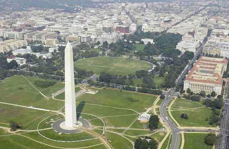 W comme : Washington