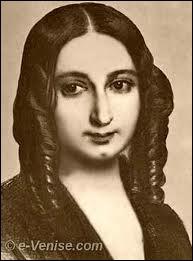 Cette femme de lettres au prénom masculin Eut pour amants Musset, Liszt et aussi Chopin ! Quel beau tableau madame ! Pas de menu fretin ! Se tapait-elle aussi le cantonnier du coin ?