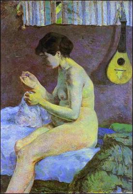 Qui a peint 'Suzanne cousant' ?